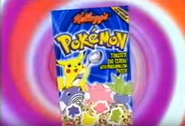 Kellogg's Pokemon cereal