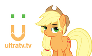 Ultra TV ident - Applejack (Version 2)