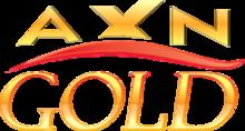 AXN Gold logo 2012-2015