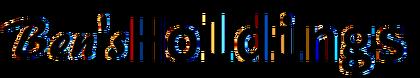 Ben's Holdings Logo (2011-present)