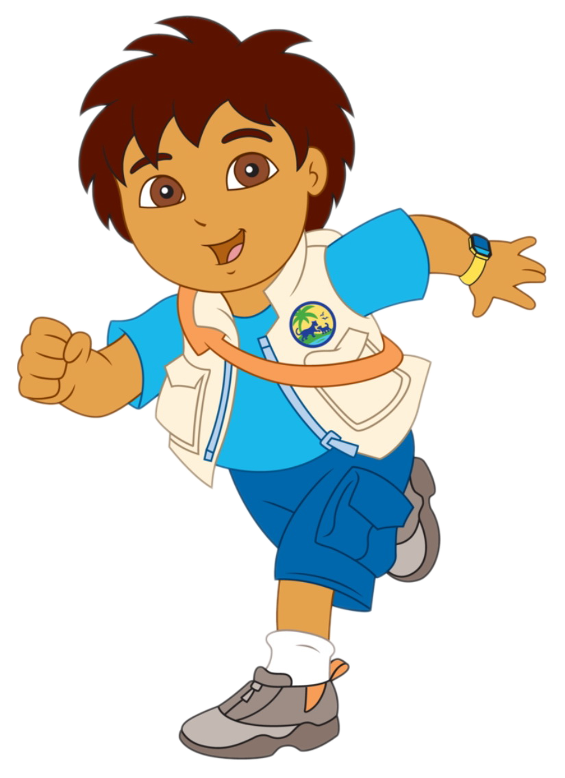 Go Diego Go kaleidoscope  Dream Logos Wiki  FANDOM powered by Wikia