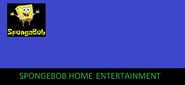 SpongeBob Home Entertainment second logo