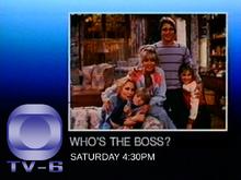 Tv6 continuity 1985