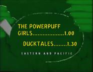 UToons TV Next bumper - Powerpuff Girls to Ducktales (2009)