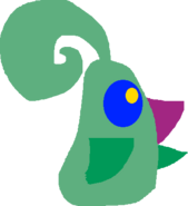 Anglia mascot 2