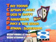 Kefl kids wb 1997