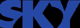 Sky logo 1996