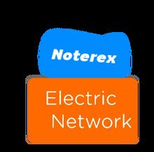 Electric Network Noterex Logo 2017-2018