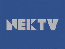 NEKTV ident 1974