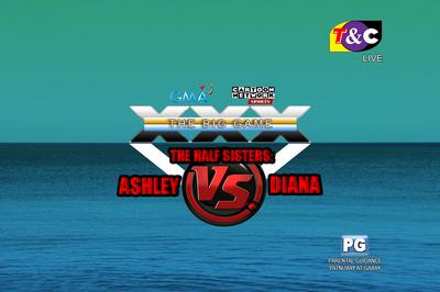 The big game xxx ashley vs diana