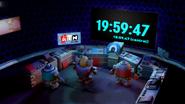 UltraToons Network Clock 2015