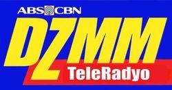 DZMM TeleRadyo Secordary logo