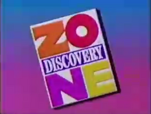First Discovery Zone Logo