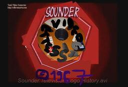 Sounder Videocassette Logo (1968 - 1970)