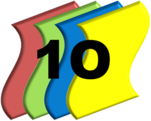 Channel 10 New Logo
