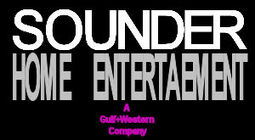 Sounder Home Entertaement Logo (1986 - 1990)
