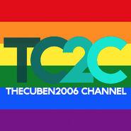 TheCuben2006 Channel Sqaure Logo LGBT