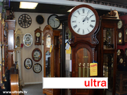 Ultra TV Clock Store ident 2001