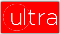 Ultratv logo 2004 plus