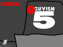 Guyish 5 2006 Screen Bug