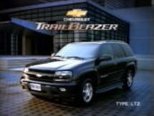 Chevrolet TrailBlazer Hokusei Mujuki Kyojin and Shokugeki TVC 2004