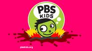 The PBS Kids logo kills May's Blaziken