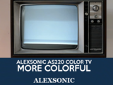 Television commercials in Alexonia