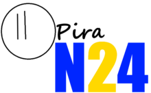 Pira N24 logo