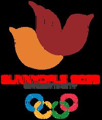 Sunnydale 2023 Olympic bid logo