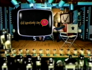 Nick at nite sign on bumper spoof from thha22m - did somebody say mcdonalds