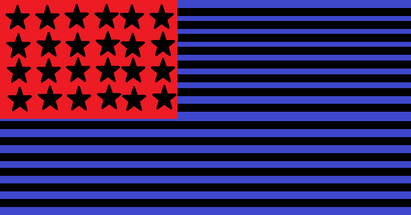 United States of Bottom Flag (1945-Present)