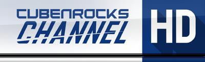 CubenRocks Channel HD 2018 logo