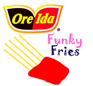 Ore Ida Funky Fries (custom)