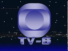 TV6 ident 1985