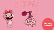 Giggles perfume