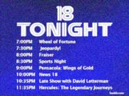 KWSB tonight 1998