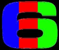 Six Colour logo