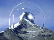 Globo 2000 spoof - Peru Mountain