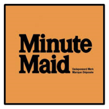 Minutemaid old