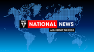RKO National News with Kermit the Frog open November 19, 2012