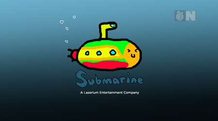 Submarine Animation logo 2016
