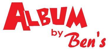AlbumbyBen's logo