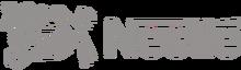 Nestlé logo 1995