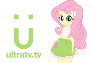 Ultra TV International ident - Fluttershy