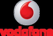 Vodafone Logo modern