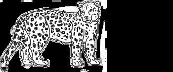 Leopard Films 1940 Logo