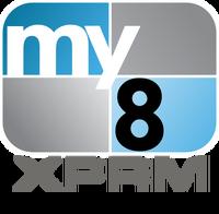 XPRM logo 3D