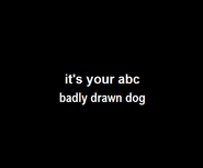 ABC-TV Australia ident spoof on This Hour Has America's 22 Minutes - Badly Drawn Dog (2)