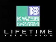 KWSB Lifetime ident 1996