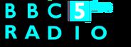 Bbc radio 5 new logo